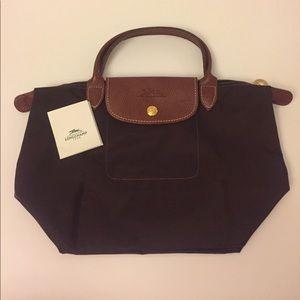 Longchamp Handbags - NEW Longchamp Small Le Pliages Bag