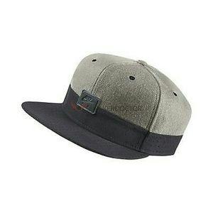 Nike Mens NSW Air Max S+ Wool Hat Black/Anthracite