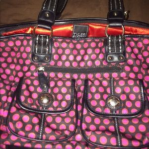 Tyler Rodan Handbags - 👛 Tyler rodan polka dot purse