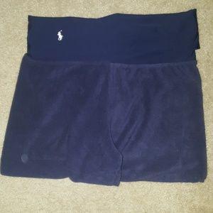 Polo By Ralph Lauren Pants - Polo Ralph Lauren Navy Terry Cloth Pants
