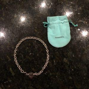 Tiffany & Co. Jewelry - Tiffany & co Return to Tiffany Heart Tag Choker