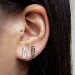 Jessica Elliot Jewelry - ✨Just In✨ Double Row Pave Swarovski Crystal