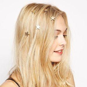 Accessories - Star hair clip