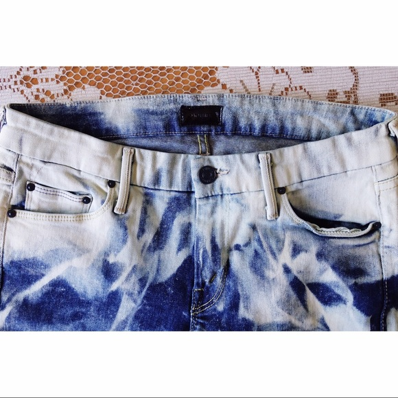 how to fray end of jeans