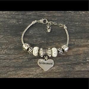 Jewelry - Bridesmaid Gift Bracelet, Bridesmaid Bracelet