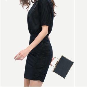 Dresses & Skirts - NWOT Oblique bodycon little black dress 👗 LBD
