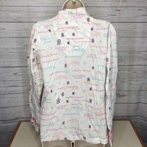 Victoria's Secret Intimates & Sleepwear - VS Button Up PJ Top