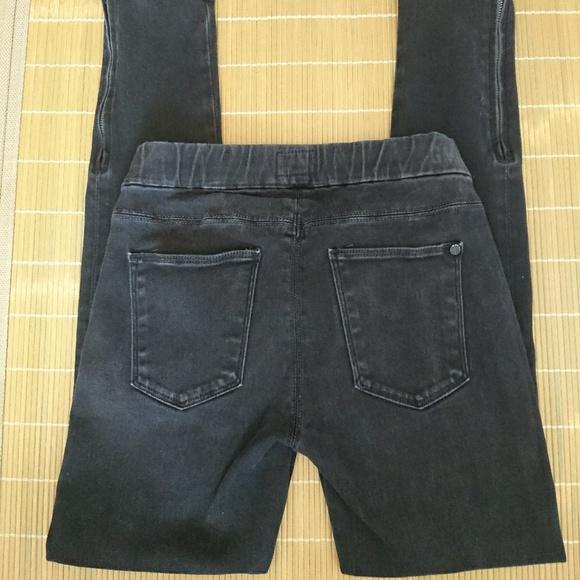 Awesome 73 Off BCBG Pants  BCBG Jagger Skinny Black Denim From Honey39s