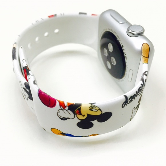 88% off Disney Accessories - 38mm Disney Apple Watch Band