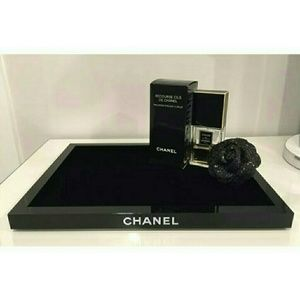 CHANEL Other - Chanel small make up tray
