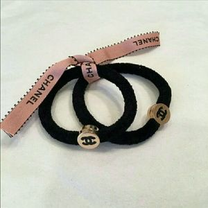 CHANEL Other - Chanel hair ties