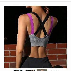Other - Black Mermaid Yoga & Sports Bra