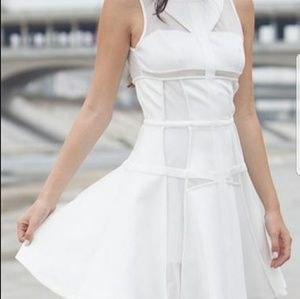 Stella & Jamie Dresses & Skirts - Stella & jamie Ristretto Dress | White
