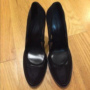 AUTH Alexander Wang see through heels