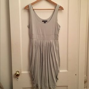 Cotton, bubble skirt dress. Forever 21 size Large