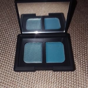 NARS Eyeshadow Duo,  Burn It Blue