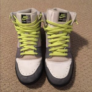 """Nike Other - MEN'S NIKE """"COURT FORCE"""" Size 12 High-Top Sneakers"""