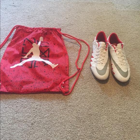 sélection premium be915 64c9e Size 7 Nike hypervenom Neymar x jordan cleats