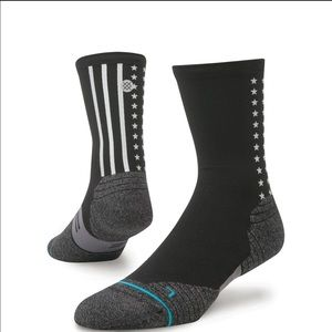 Stance Other - Men's Stance socks Fusion Run size Medium 6-8.5