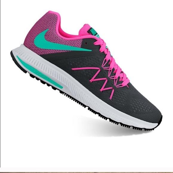Nike Custom Fit Running Shoes