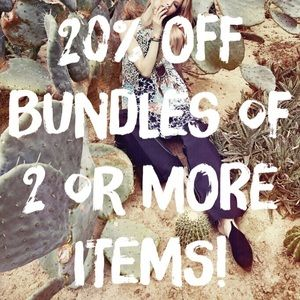 Other - 🌵BUNDLE DISCOUNT!!🌵