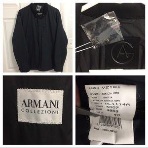 Armani Collezioni waterproof jacket