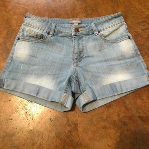 New York & Company Pants - 💥SALE💥New York & Company Cuffed Jean Shorts