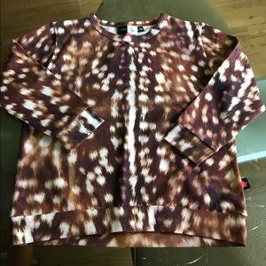 Molo Other - MOLO Leopard Girls Shirt Size 4(110)