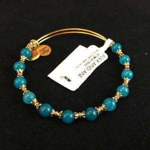 Alex And Ani Jewelry - Alex and Ani Harbor Marina beaded bangle
