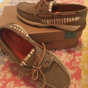 Sperry Top-Sider Shoes - Sperry top-sider Intrepid Taupe/sand