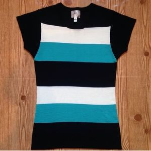 Milly of New York Tops - An original Milly of New York color block top