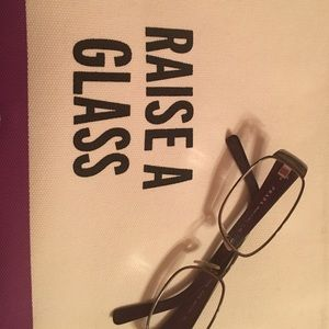 Prada rx eye glasses