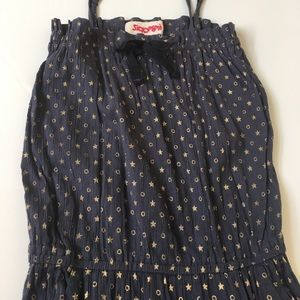 Siaomimi Other - Siaomimi Gold Circles And Stars Overalls Size 8