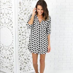 19 Cooper Dresses & Skirts - NWT bird dress/tunic