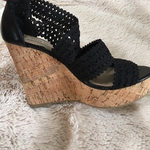 Steve Madden Elston wedges