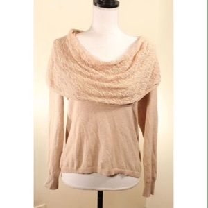 Angel Of The North Sweaters - Anthropologie Angel of the North Cowl Neck Sweater