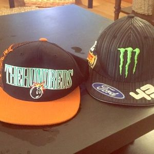 The Hundreds Other - Trucker hats!