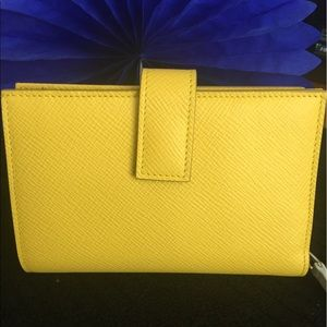 Smythson Handbags - Smythson Panama Continental Wallet