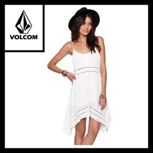 "Volcom Other - Volcom ""last call"" tank dress / coverup"