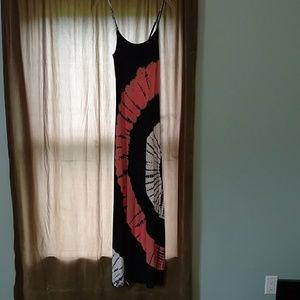 Moa Moa Dresses & Skirts - Moa Moa Tie dye Dress