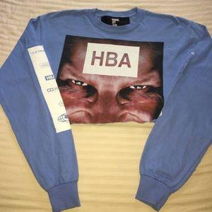 Hood by Air Other - Hood By Air HBA Blue Long Sleeve T-Shirt