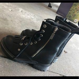 Harley Davidson women's leather boot