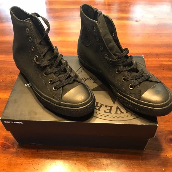 887820c70e80 Converse Chuck Taylor All Star 2 Black On Black 9