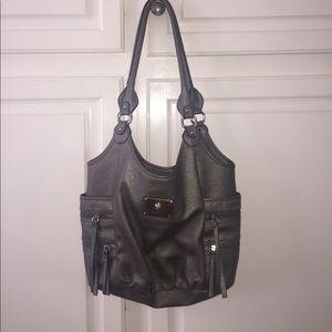 Fratelli Rossetti Handbags - Grey Shoulder Bag