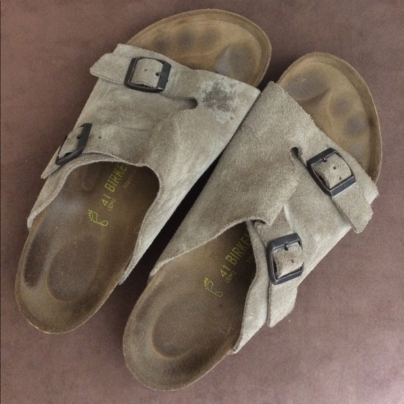 ed975bbc3752 Birkenstock Orlando Birko Flor Sandals Cliffs Shoes
