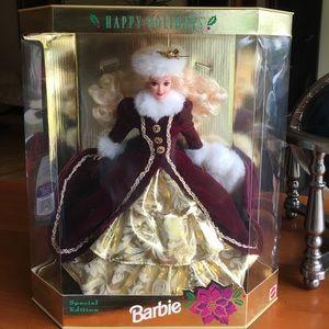 Barbie Accessories - Happy Holidays Barbie 1996