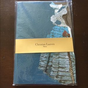 Christian Lacroix Other - 🆕Christian Lacroix notebook