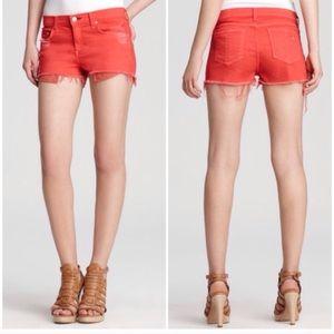rag & bone Pants - Rag & Bone Mila Shorts