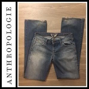 "Anthropologie Denim - Anthropologie FOC ""Cadena"" jeans"