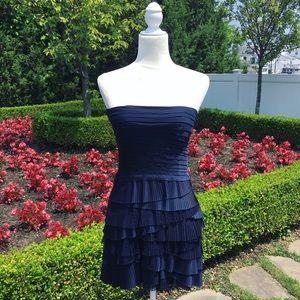BCBG MaxAzria Midnight Dress